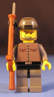 Lego® Brick Cust Civil War Confederate Infantry Ver 1