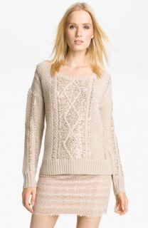 Haute Hippie Aram  Embellished Sweater