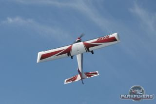 Parkflyers Red Devil 500 Class Brushless RC Airplane 4 CH 2 4 GHZ