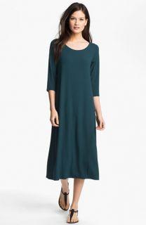 Eileen Fisher Matte Jersey Dress