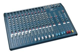 Brand New 12 Input Channel Stereo Console Mixer