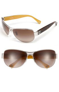 COACH Metal Aviator Sunglasses