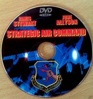 Strategic Air Command DVD James Stewart June Allyson