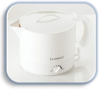 Continental 32 oz Electric Hot Pot Water Tea Kettle New