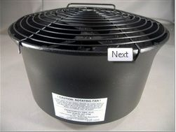 Fan Use w Space Heaters Commercial Wood Oil Stoves US Military