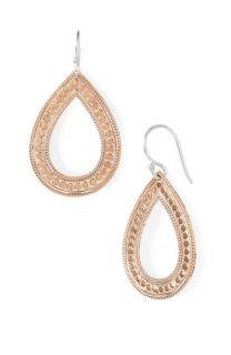Anna Beck Timor Open Teardrop Earrings
