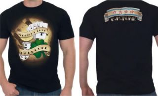 Cm Punk Straight Edge Hardcore Retro WWE Authentic T Shirt New