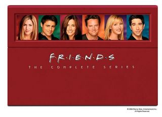 Friends Complete Series Collection Season 1 10 Brand New 40 Disc DVD
