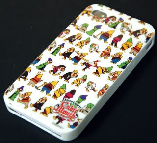 Seven Dwarfs Snow White Disney Japan Cool iPhone 4 Case
