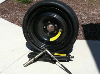 1987   2002 CAMARO JACK ASSEMBLY and Compact Spare Tire / Wheel
