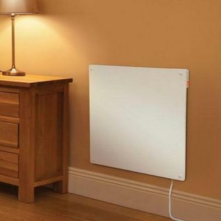 Eco Heater NA400S Wall Mountable Convection Heater White Ceramic