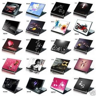 Laptop Notebook Skin Sticker Cover Screen Protector