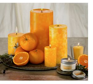 Kit Aprende a hacer Velas decorativas fanales Decorative Candles