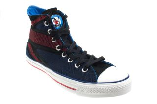 Converse All Star Ct The Who Hi Unisex Black Multicolor Union Jack
