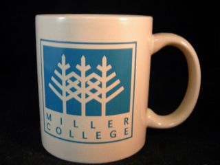 Miller College Battle Creek Michigan Coffee Mug Cup Tea