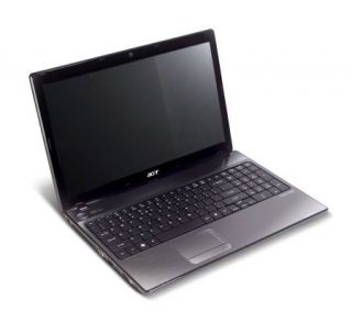 Acer 15.6 Notebook   Dual Core, 4GB RAM, 500GBHD, Webcam —