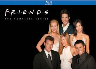 Friends The Complete Series Collection Blu Ray Disc 2012 21 Disc Set