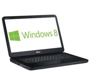 Dell 15.6 Notebook Intel Core i3 6GB RAM 500GBHD Windows 8   E263224