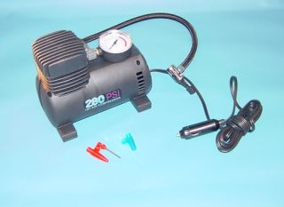 New 250 PSI Portable Air Compressor Mini Portable Pump