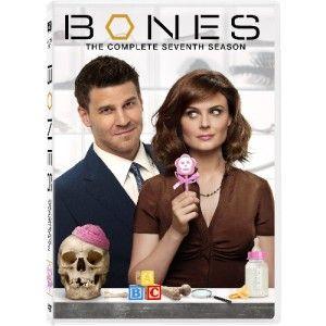 bones complete seventh season