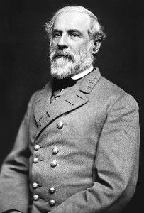 Regiment 1861 Crossed Sabers Colonel Robert E Lee Lapel Hat Pin