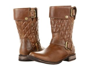 BRAND NEW WOMEN UGG CLASSIC CONOR MOTORCYCLE BOOTS FAWN SIZE 6 5 US 5
