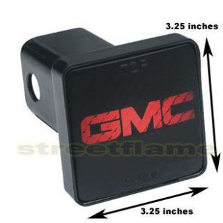 Bully Hitch Cover Brake Light w GMC Logo Trailer New