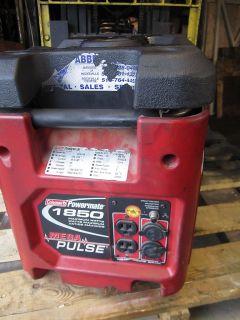 Coleman Powermate 1850 Watt Generator