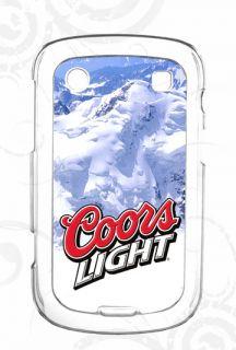 Coors Light Beer Hard Back Case Cover for Blackberry Bold 9900 9930