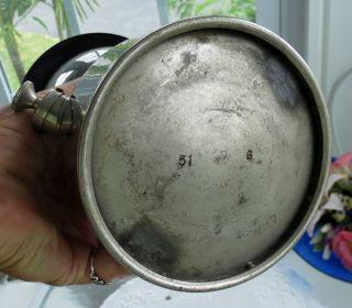 Stainless Steel Coleman 249 Kerosene Lantern 6 1951 Nice