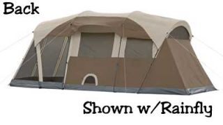 Coleman Weathermaster 6 Person Screen Camping Tent New