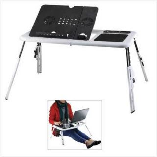 Folding Table Computer Work Station Lap Top Laptop New