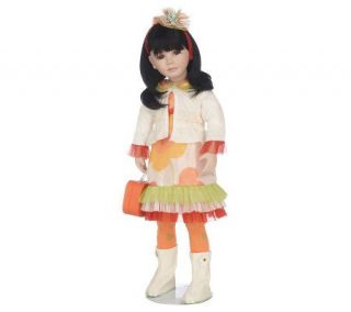 Marie Sunshine & Happiness 28LimitedEditi Porcelain Doll by Marie