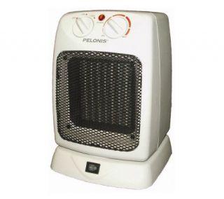 Pelonis Oscillating Ceramic Furnace Heater —