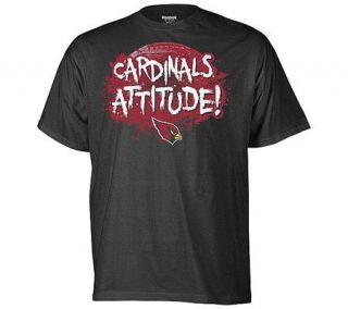 NFL Arizona Cardinals Team Attitude T Shirt —