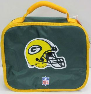 Green Bay Packers Concept One Accessories NFL Football Team Lunch Box