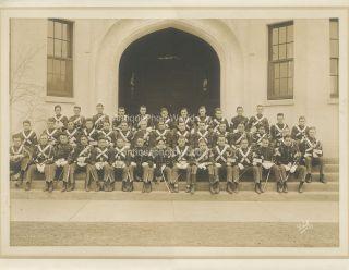 Cornwall on Hudson NY Military Academy Group Antiqu Ephoto