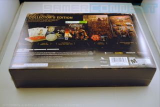 fallout new vegas collector s edition xbox 360 new htf brand new