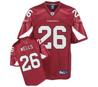 NFL Arizona Cardinals Chris Wells Replica TeamColor Jersey   A182135