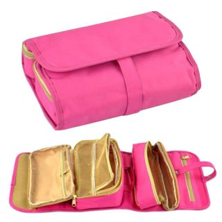 Travel Toiletry Cosmetic Makeup Hand Case Bag Organizer Kit
