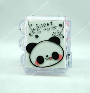 Cute Cartoon Features Contact Lens Case Holder Box C46