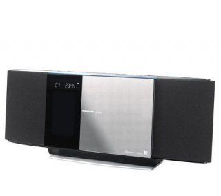 Panasonic 40W Ultra Slim Compact Stereo System —