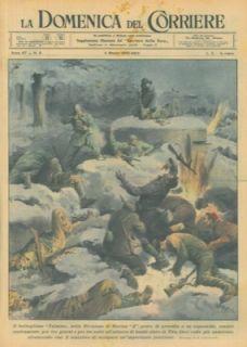 La Domenica Del Corriere Del 4 03 1945 PI5680