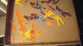 MARVEL COMICS SPIDERMAN COLORFORMS VINTAGE 1974