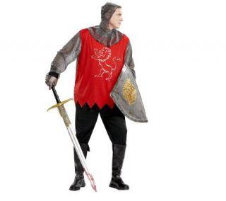 Medieval Knight Adult Plus Costume —