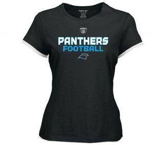 NFL Carolina Panthers Womens Plus Size GeminiToo T Shirt —