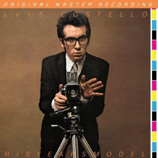Elvis Costello This Years Model Mobile Fidelity New