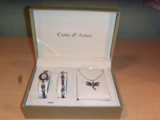 cote d azur gift set brand new