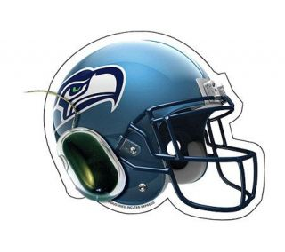 NFL Seattle Seahawks Football Helmet Mouse Pad   F192751