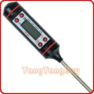 2012 Band New Digital Cooking Food Probe Meat Thermometer Kitchen BBQ